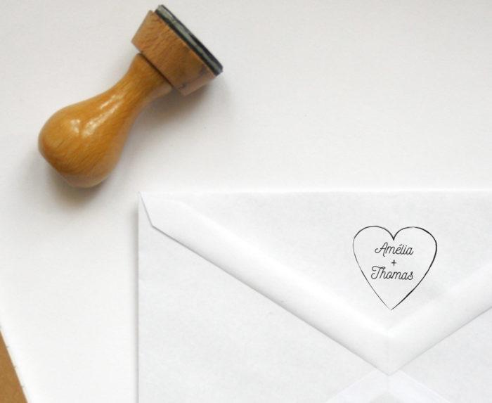 tampon mariage