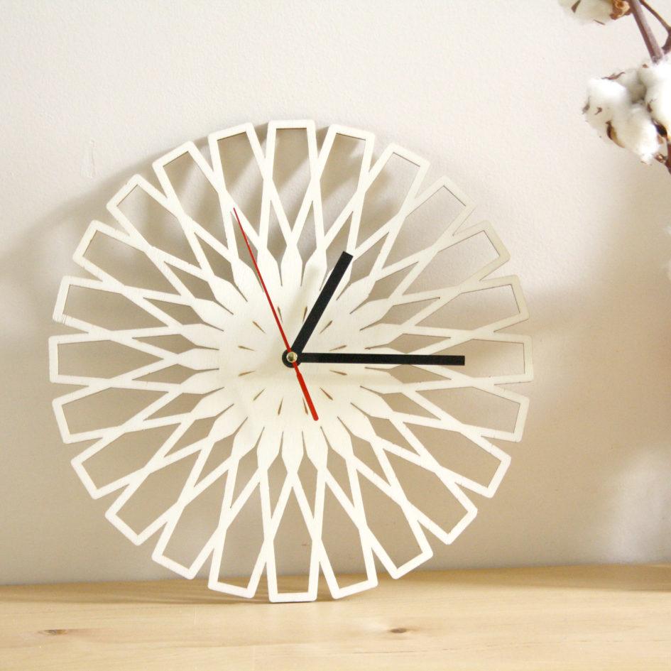 horloges en bois