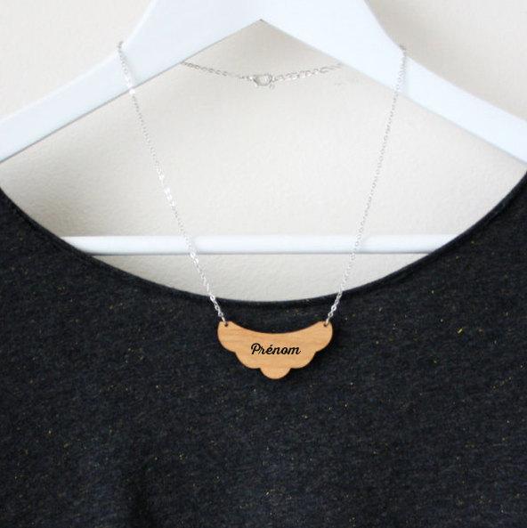 collier personnalisé